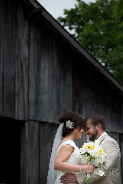 Wallflower Wedding Photography Sango Event Center